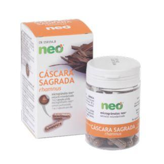 Cáscara Sagrada Microgránulos Neo - 45 cápsulas