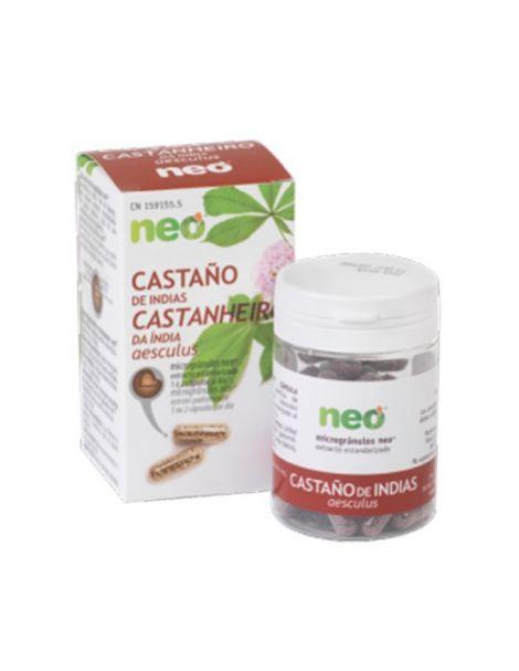 Castaño de Indias Microgránulos Neo - 45 cápsulas