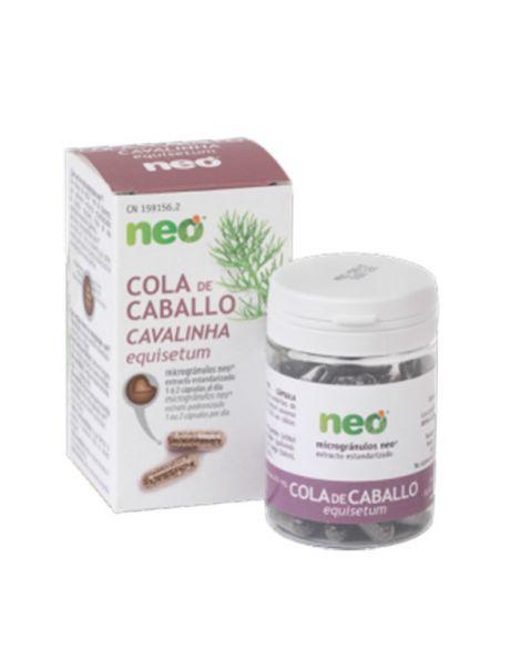 Cola de Caballo Microgránulos Neo - 45 cápsulas