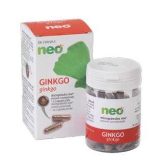 Ginkgo Microgránulos Neo - 45 cápsulas
