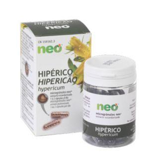 Hipérico Microgránulos Neo - 45 cápsulas