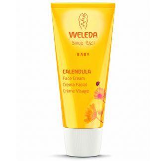 Crema Facial de Caléndula Bebé y Niño Weleda - 50 ml.