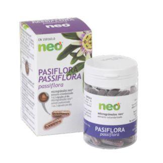Pasiflora Microgránulos Neo - 45 cápsulas