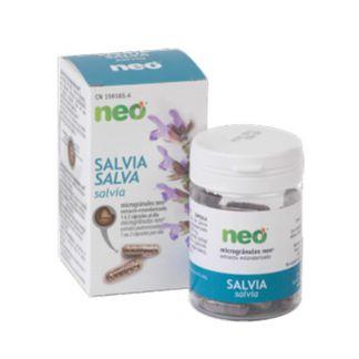 Salvia Microgránulos Neo - 45 cápsulas