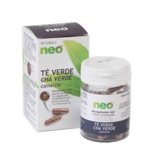 Té Verde Microgránulos Neo - 45 cápsulas