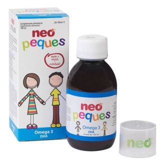 Neo Peques Omega 3 DHA - 150 ml.