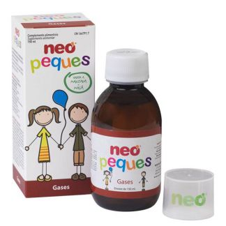 Neo Peques Gases - 150 ml.
