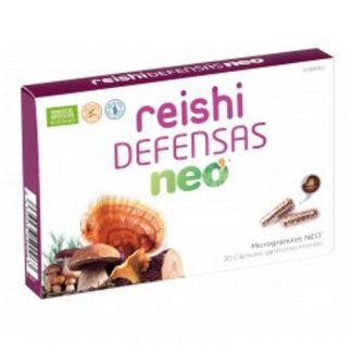 Reishi Defensas Microgránulos Neo - 30 cápsulas