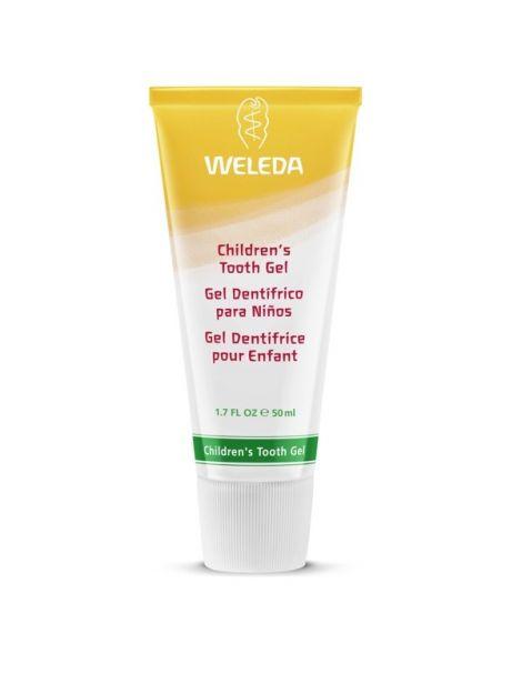 Gel Dentífrico para Niños Weleda - 50 ml.