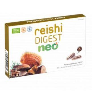 Reishi Digest Microgránulos Neo - 30 cápsulas