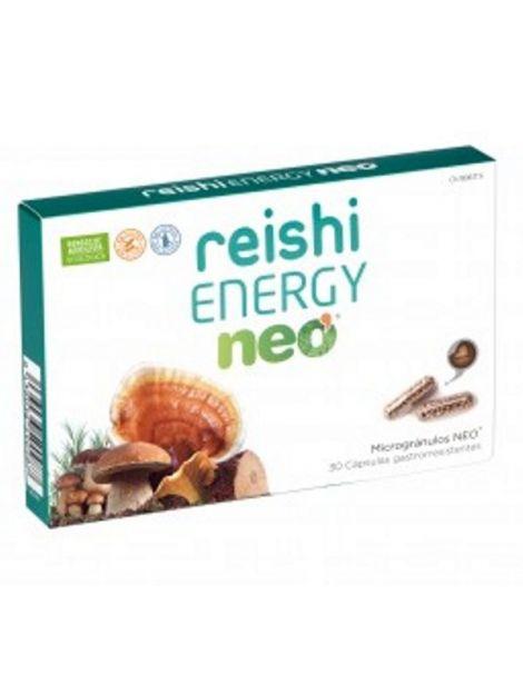 Reishi Energy Microgránulos Neo - 30 cápsulas