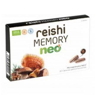 Reishi Memory Microgránulos Neo - 30 cápsulas