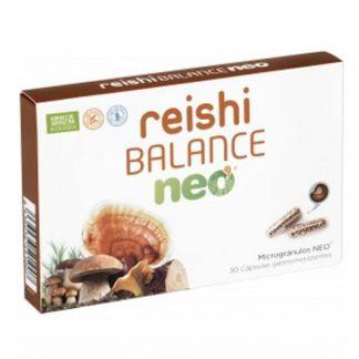 Reishi Balance Microgránulos Neo - 30 cápsulas