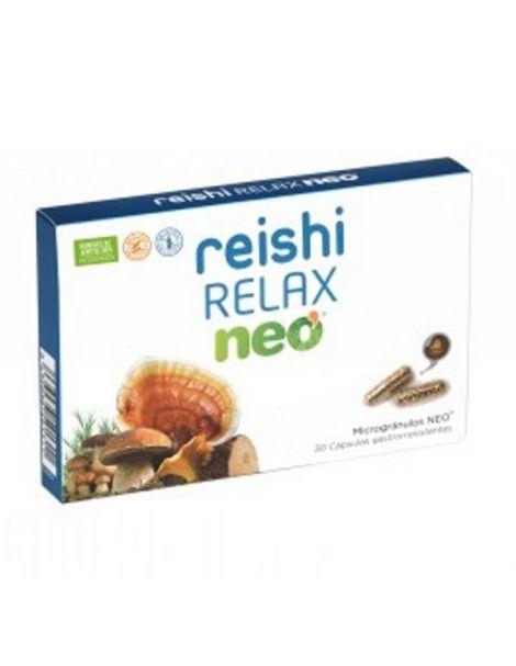 Reishi Relax Microgránulos Neo - 30 cápsulas