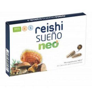 Reishi Sueño Microgránulos Neo - 30 cápsulas