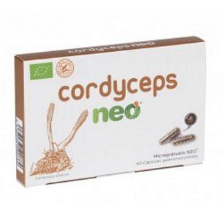 Cordyceps Neo Microgránulos - 60 cápsulas