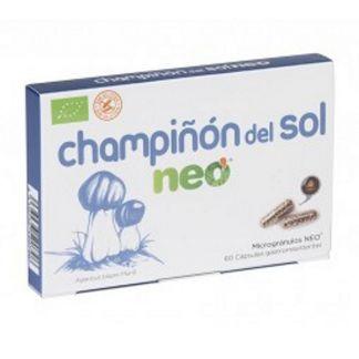 Champiñón del Sol Neo Microgránulos - 60 cápsulas