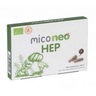 Mico Neo HEP Microgránulos - 60 cápsulas