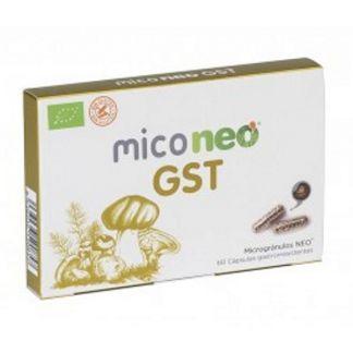 Mico Neo GST Microgránulos - 60 cápsulas