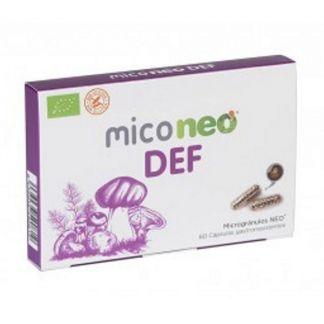 Mico Neo DEF Microgránulos - 60 cápsulas