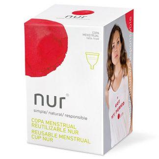 Copa Menstrual Nur - Talla S/M