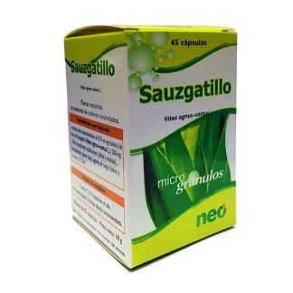 Sauzgatillo Microgránulos Neo - 45 cápsulas