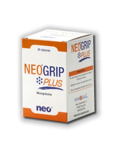 Neogrip Plus Neo - 30 cápsulas
