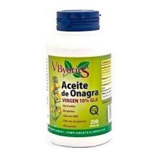 Aceite de Onagra Virgen VByotics - 200 perlas