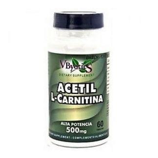Acetil L-Carnitina VByotics - 60 cápsulas
