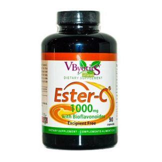 Ester C con Bioflavonoides VByotics - 90 cápsulas