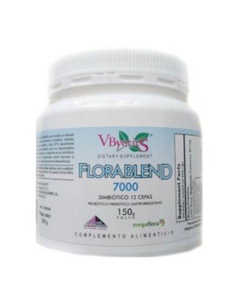 Florablend 7000 Simbiótico VByotics - 150 gramos