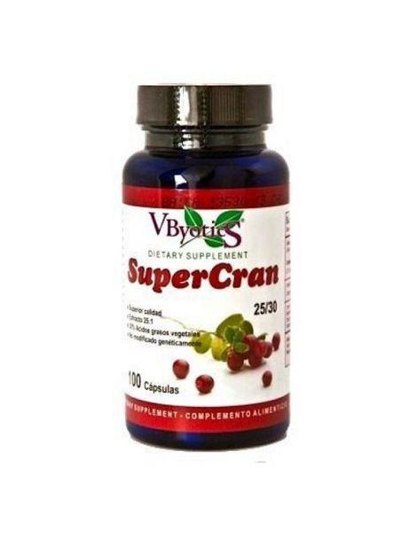 Supercran VByotics - 100 cápsulas