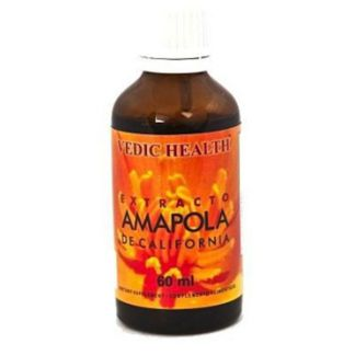 Amapola de California Vedic Health - 60 ml.