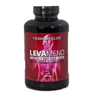 Levamend Vedic Health - 120 cápsulas