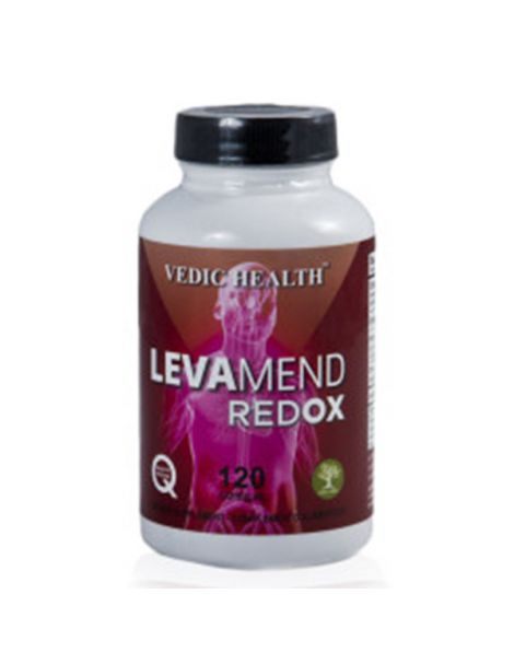 Levamend Redox Vedic Health - 120 cápsulas