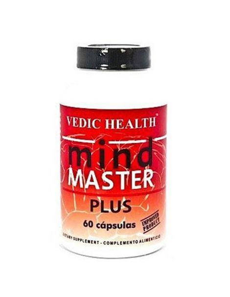 Mind Master Plus Vedic Health - 60 cápsulas
