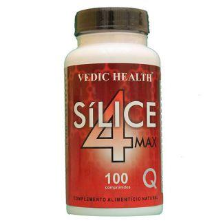 Sílice 4 Max Vedic Health - 100 comprimidos