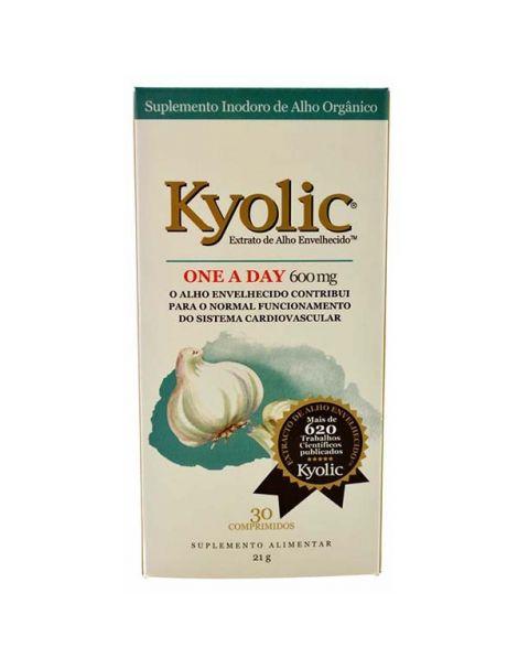 Kyolic - 30 comprimidos