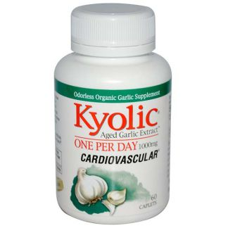 Kyolic Forte 1000 - 60 comprimidos