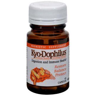Kyo-Dophilus Kyolic - 45 cápsulas