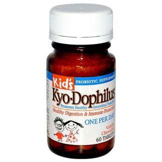 Kyo-Dophilus Kids Kyolic - 60 cápsulas