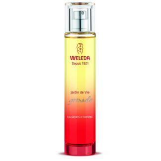 Agua Perfumada Jardín de Vie Grenade Weleda - 50 ml.