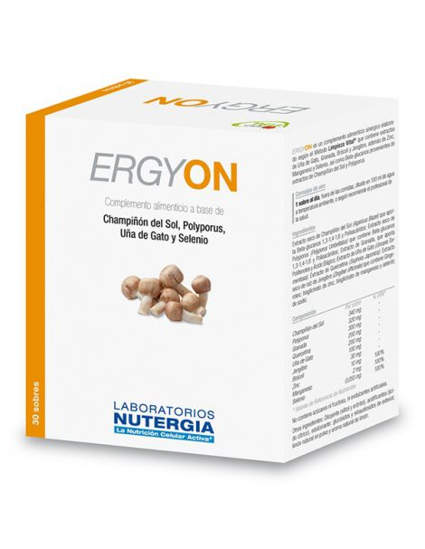 Ergyon Nutergia - 30 sobres