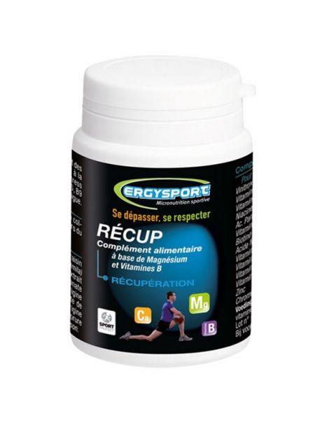 Ergysport Recup Nutergia - 60 cápsulas