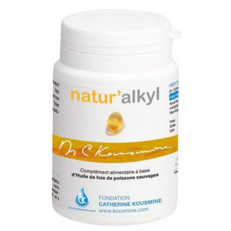 Natur Alkyl Kousmine Nutergia - 90 perlas