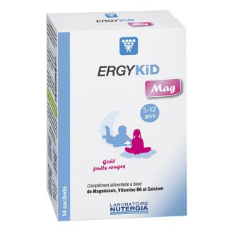 ErgyKid Mag Nutergia - 14 sobres