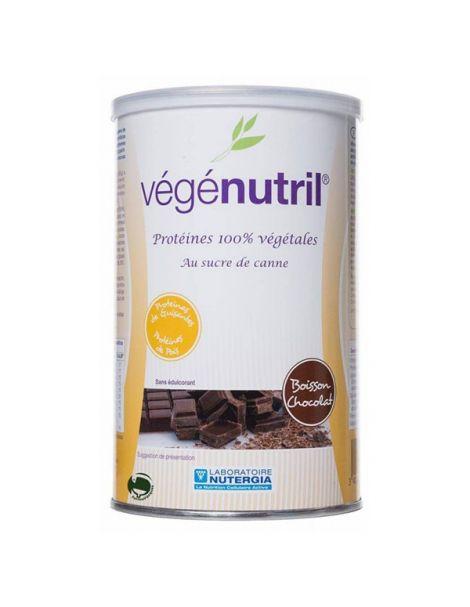 Vegenutril Chocolate Nutergia - 300 gramos