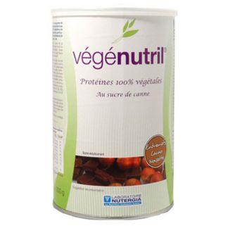 Vegenutril Cacao Avellana Nutergia - 300 gramos
