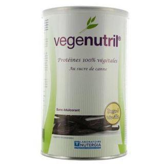 Vegenutril Vainilla Nutergia - 300 gramos