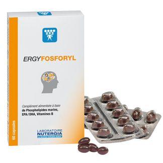 Ergyfosforyl Nutergia - 60 perlas